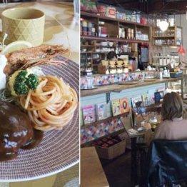 Cafe Tokiona(天満)ノスタルジックな空間でカフェ&人気ランチ