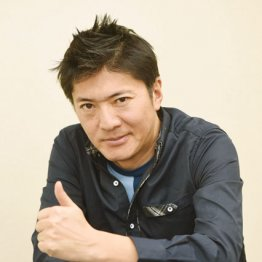 「NYでも意外にウケた」長井秀和がコメディアン修業を語る