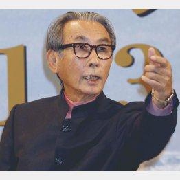 木村大作カメラマンはのちに自ら監督もするように(C)日刊ゲンダイ