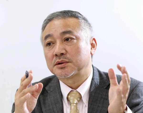 「仕組みを変えない限り、加計問題のような事態はまた起きる」と森功氏(C)日刊ゲンダイ