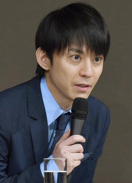 脱退会見を開いた関ジャニ∞の渋谷すばる(C)共同通信社