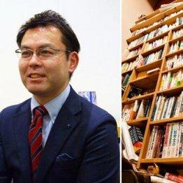 プロフェリ社長・澤村昭夫さんは「新釈菜根譚」を重読