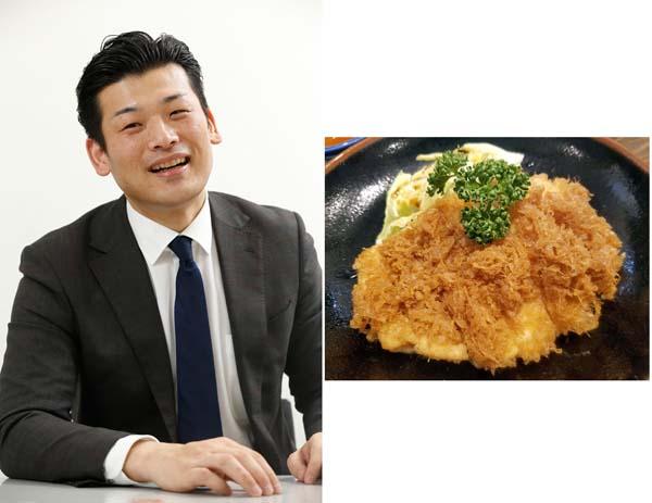 シンプルなチキン南蛮がお気に入り(C)日刊ゲンダイ