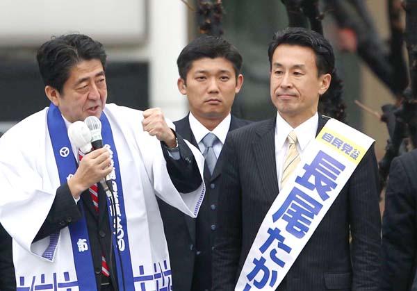 バリバリの安倍チルドレン(C)日刊ゲンダイ