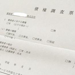 原稿料は未払いのまま(C)日刊ゲンダイ