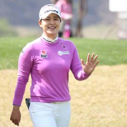 キム・ジヒョン<2> 日本ツアー参戦もくろむ女王様は和食党