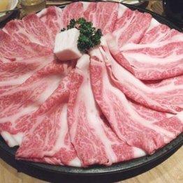 三田牛専門店 甲斐(三田)悲願のブランド肉で極上すき焼き