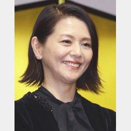 小泉今日子(C)日刊ゲンダイ