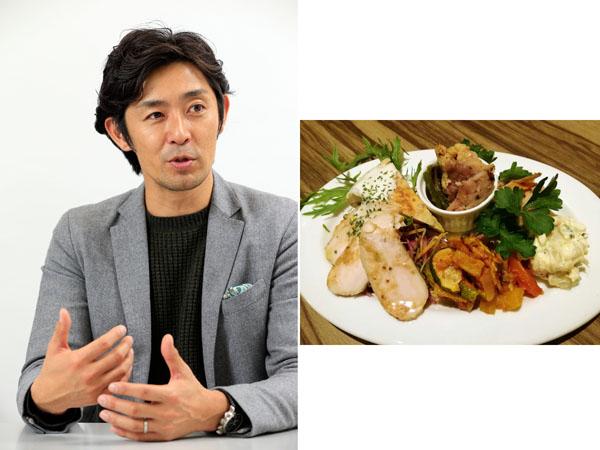 ワイン食堂「バルソル」のタパス盛り合わせ(C)日刊ゲンダイ