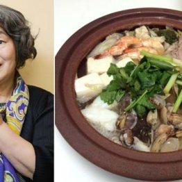 左時枝さん 母親代わりだった姉・左幸子が作った豪快酒鍋