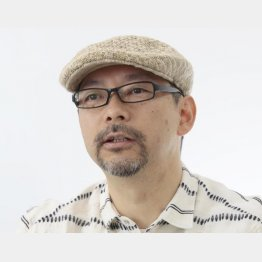 作家の森沢明夫氏(C)日刊ゲンダイ