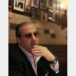 引退後は都内でイタリアンレストランを経営(C)日刊ゲンダイ