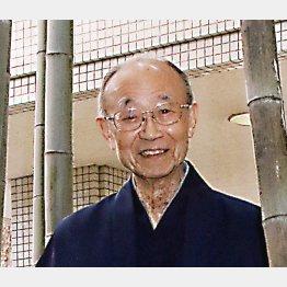 「日常からちょっと離れると、そこにひとりの入り口がある」と山折さん/(C)日刊ゲンダイ
