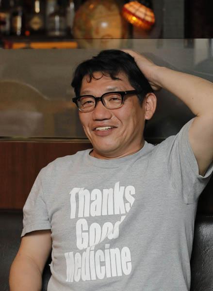 飯尾和樹さん「隆のターンは一流」/(C)日刊ゲンダイ