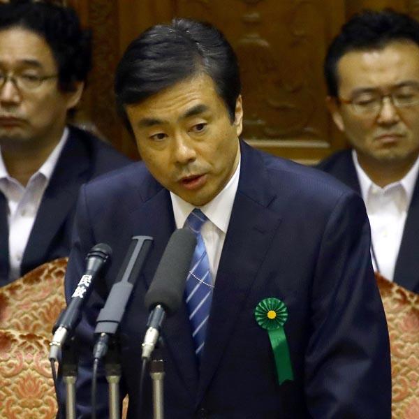 「記憶にない」を連発(昨年7月の閉会中審査)/(C)日刊ゲンダイ
