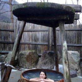 畳250枚分の大スケール! 岐阜県・新穂高温泉の露天風呂