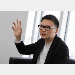 ストライプインターナショナルの石川康晴社長(C)日刊ゲンダイ