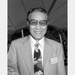 数々のビッグな伝説を残したジャズシンガーで俳優のディック・ミネ氏(80年撮影)/(C)共同通信社