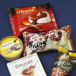 既成概念を破ったアイスクリーム 売上高10年で1400億円増