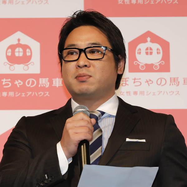 スマートデイズの大地前社長(C)日刊ゲンダイ
