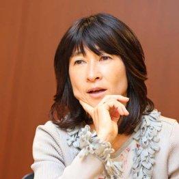 谷川真理さん<3>昼休みに皇居ランナーを見て「私も!」