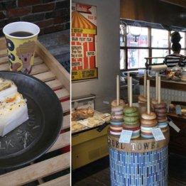 コバトCOBATO 836(天満)超人気パン店の和洋な玉子サンド