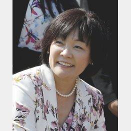 昭恵夫人の名前もあるという(C)日刊ゲンダイ