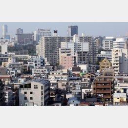 首都圏のマンション業界は活況(C)日刊ゲンダイ