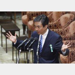 安倍首相には「一切」報告せず(C)日刊ゲンダイ
