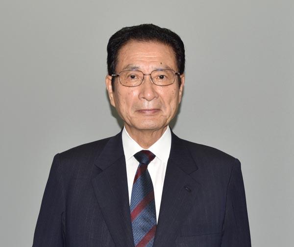 加藤寛治衆院議員には子どもが6人(C)共同通信社