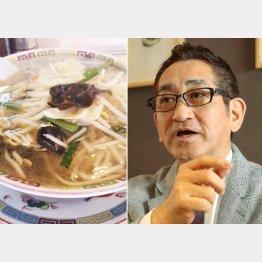 「宝華」のもやし麺は日本一のウマさ(C)日刊ゲンダイ
