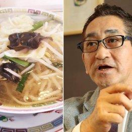 「宝華」のもやし麺は日本一のウマさ
