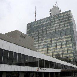 山口事件で思い出した NHK「教育番組」打ち上げの破廉恥話