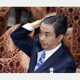 柳瀬氏は首相秘書官としてあり得ない発言を…(C)日刊ゲンダイ