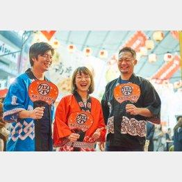 中央が加藤優子社長(提供写真)