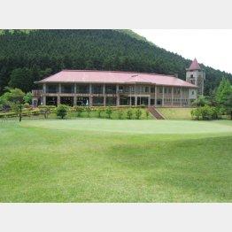 雲仙ゴルフ場(提供写真)