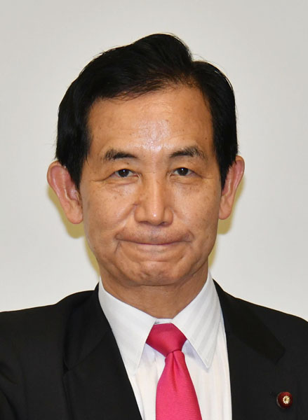 山本前地方創生担当相(C)日刊ゲンダイ