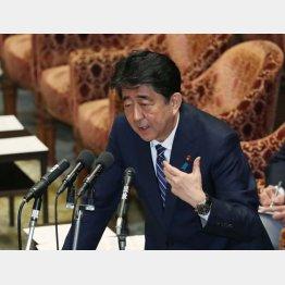 「外交の安倍」を自負するも…/(C)日刊ゲンダイ