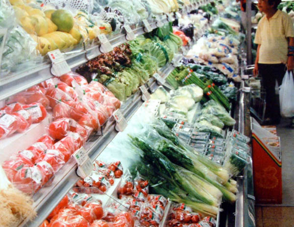 生鮮食品も宅配の時代?(C)日刊ゲンダイ