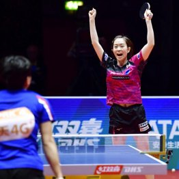 テレ東は低投資の世界卓球で高視聴率連発