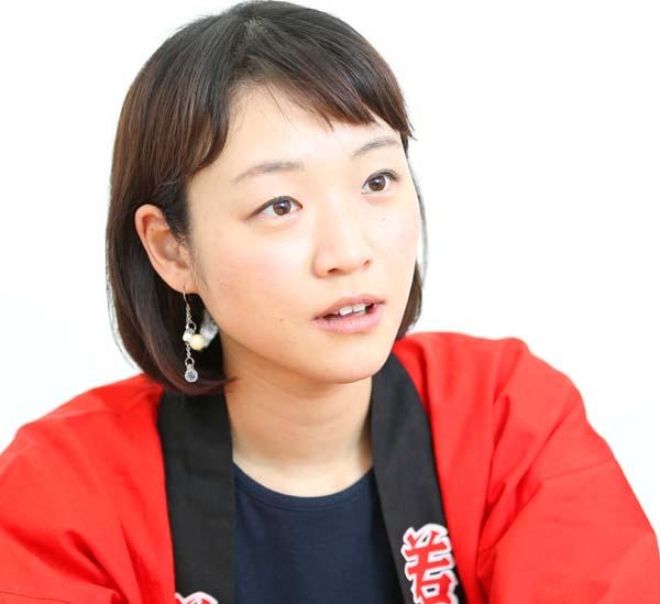 オマツリジャパンの加藤優子社長(C)日刊ゲンダイ