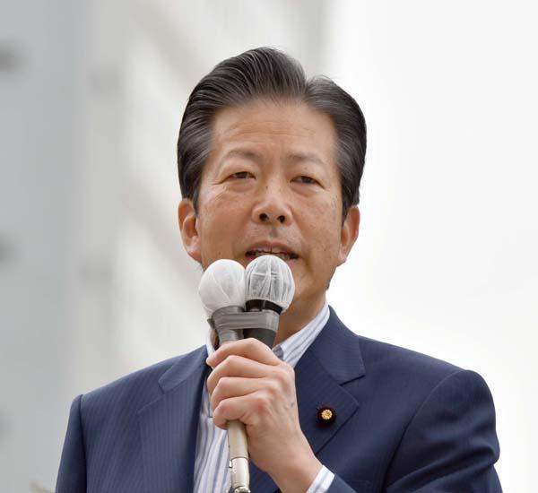 """公明が一転、カジノ""""推進""""はお家事情(C)日刊ゲンダイ"""