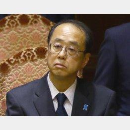 和泉洋人首相補佐官は特区のスペシャリスト(C)日刊ゲンダイ