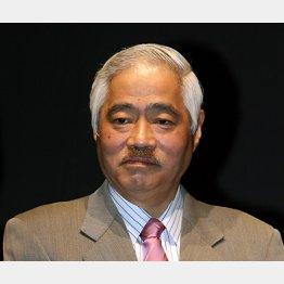 岸井成格さん(C)日刊ゲンダイ