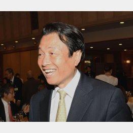 小泉改革で頭角を現した南部代表(C)日刊ゲンダイ