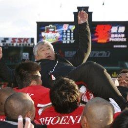 昨年の甲子園ボウルでは27年ぶりの優勝を果たした日大だが…