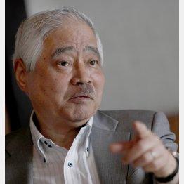 最期まで記者の原則を全うした岸井成格さん(C)日刊ゲンダイ