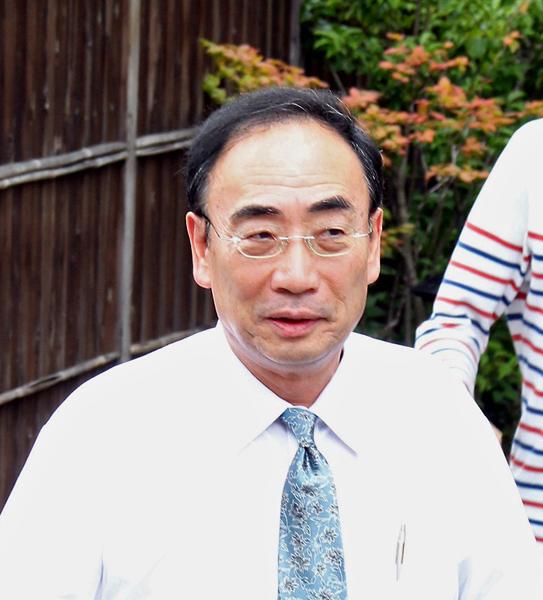 記者は籠池前理事長にいち早くインタビューしていた(C)日刊ゲンダイ