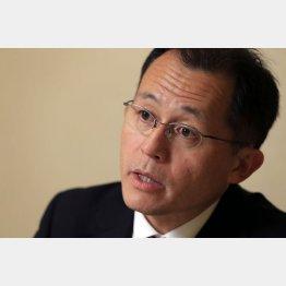 「日本政府が核を容認している状況は非常に残念」/(C)日刊ゲンダイ