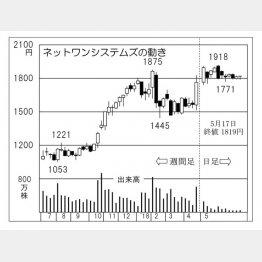 ネットワンシステムズ(C)日刊ゲンダイ